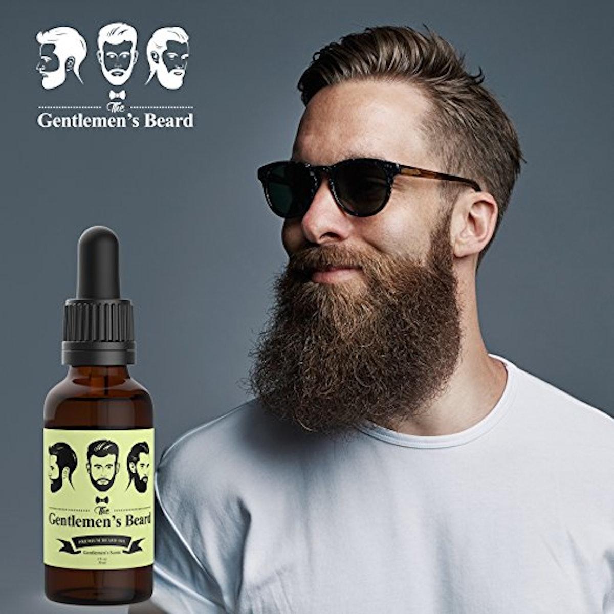 The Gentleman's Beard Oil