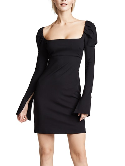 Mini Puff Sleeve Dress