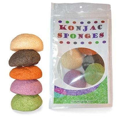 Konjac Sponge Set