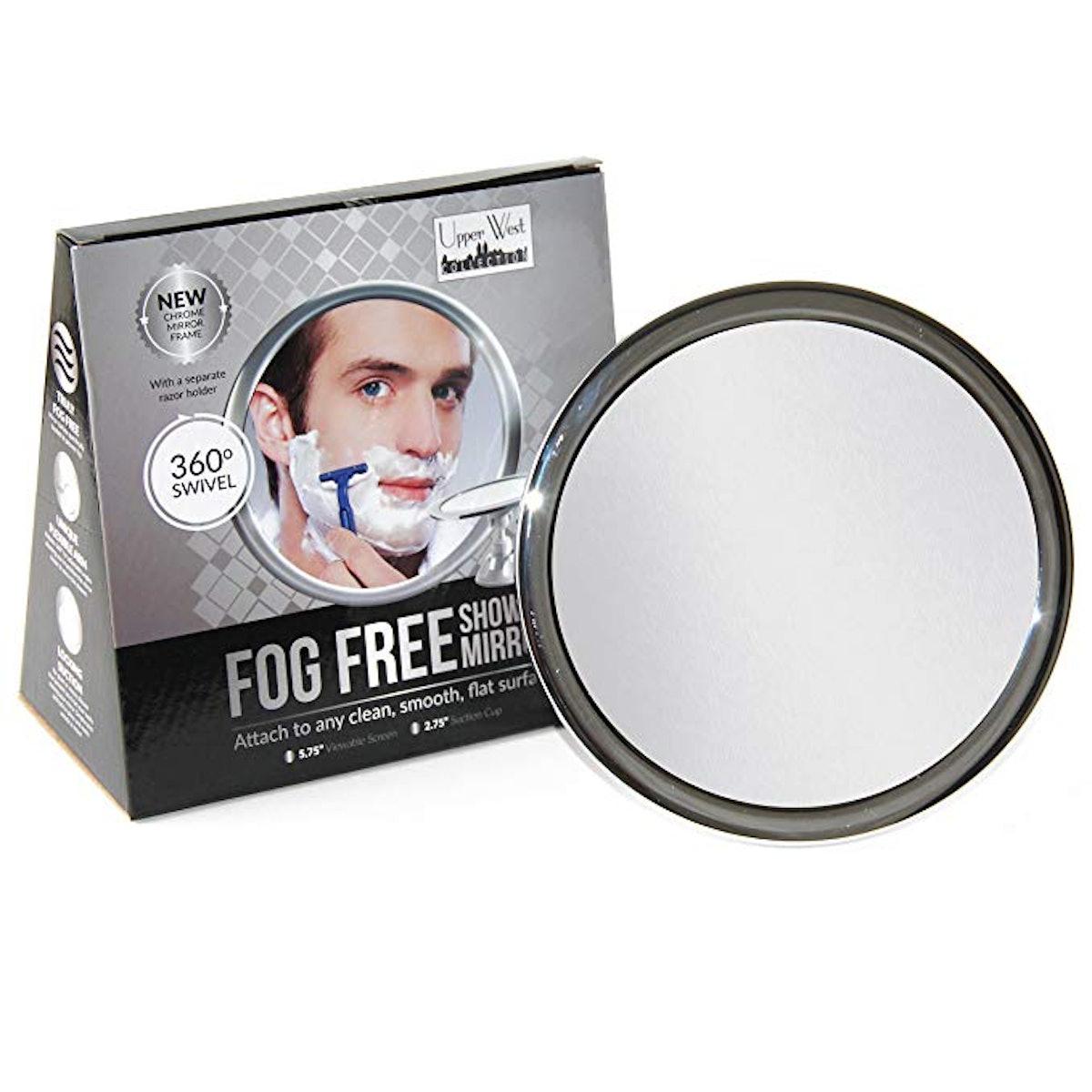 Upper West Collection No Fog Shower Mirror