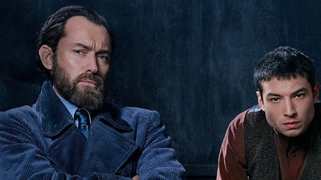 How Are Dumbledore & Credence Related? 'Fantastic Beasts 2