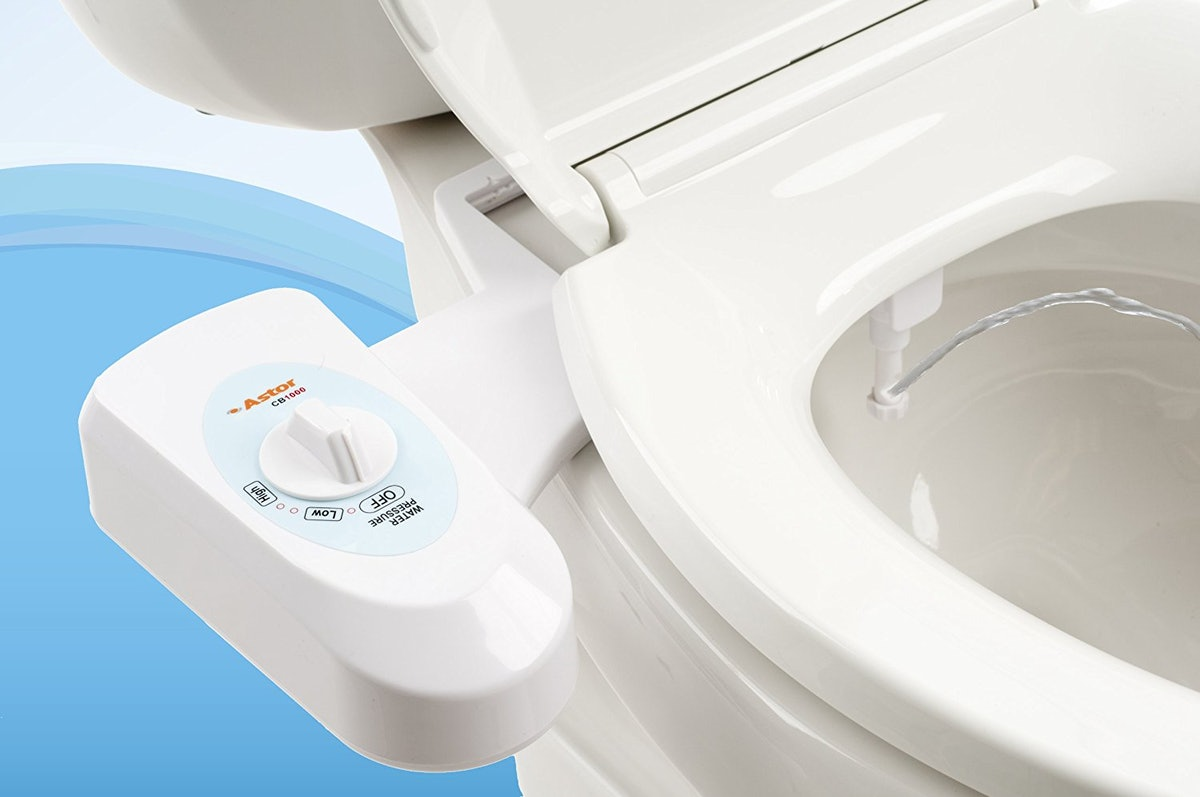 Astor Bidet Toilet Seat Attachment