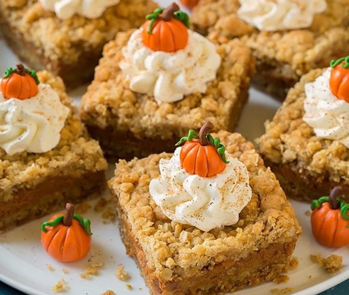 These Delicious Pumpkin Pie Bars Can Increase Your Milk Supply — Yes, Really