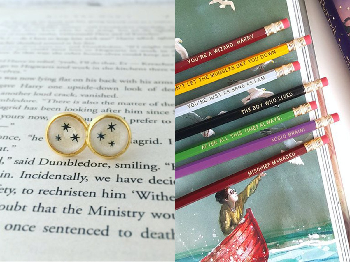 25 Harry Potter Stocking Stuffers Just As Powerful As A Cheering Spell