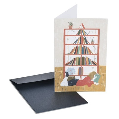 Book-Lovers Card