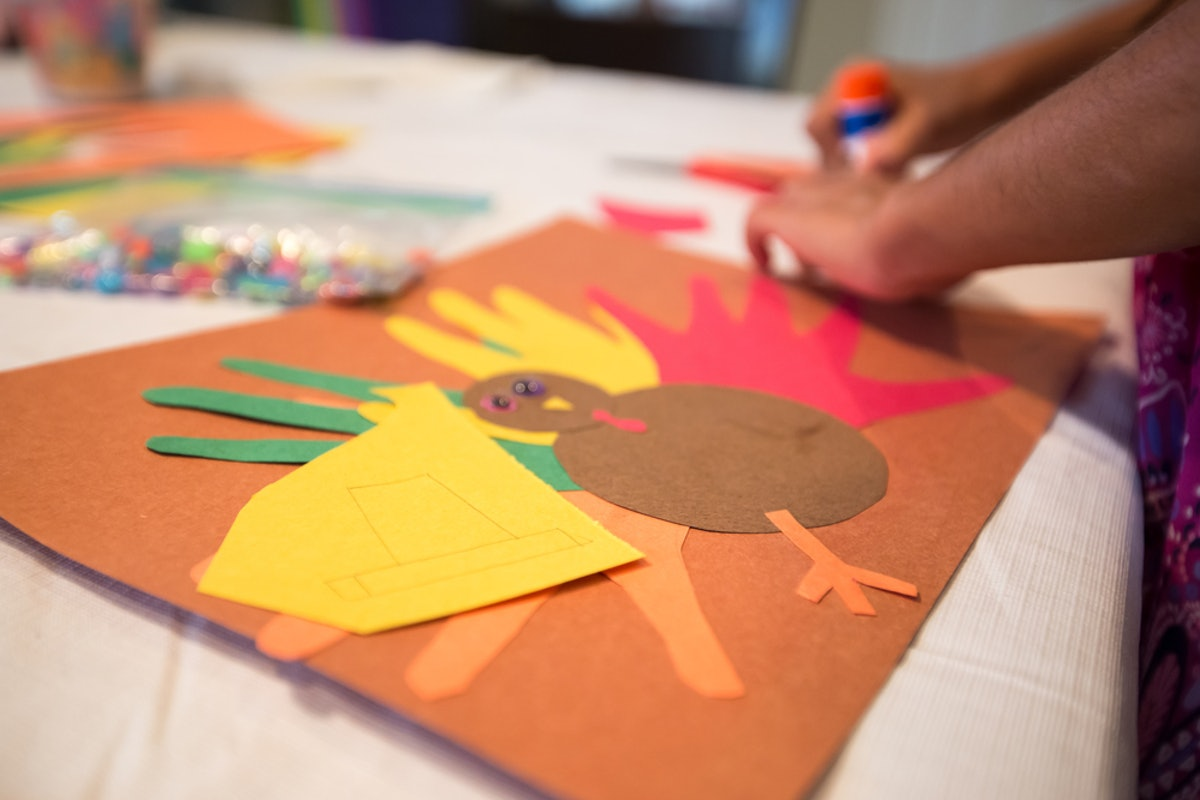 How Preschool Teachers Explain Thanksgiving To Their Students