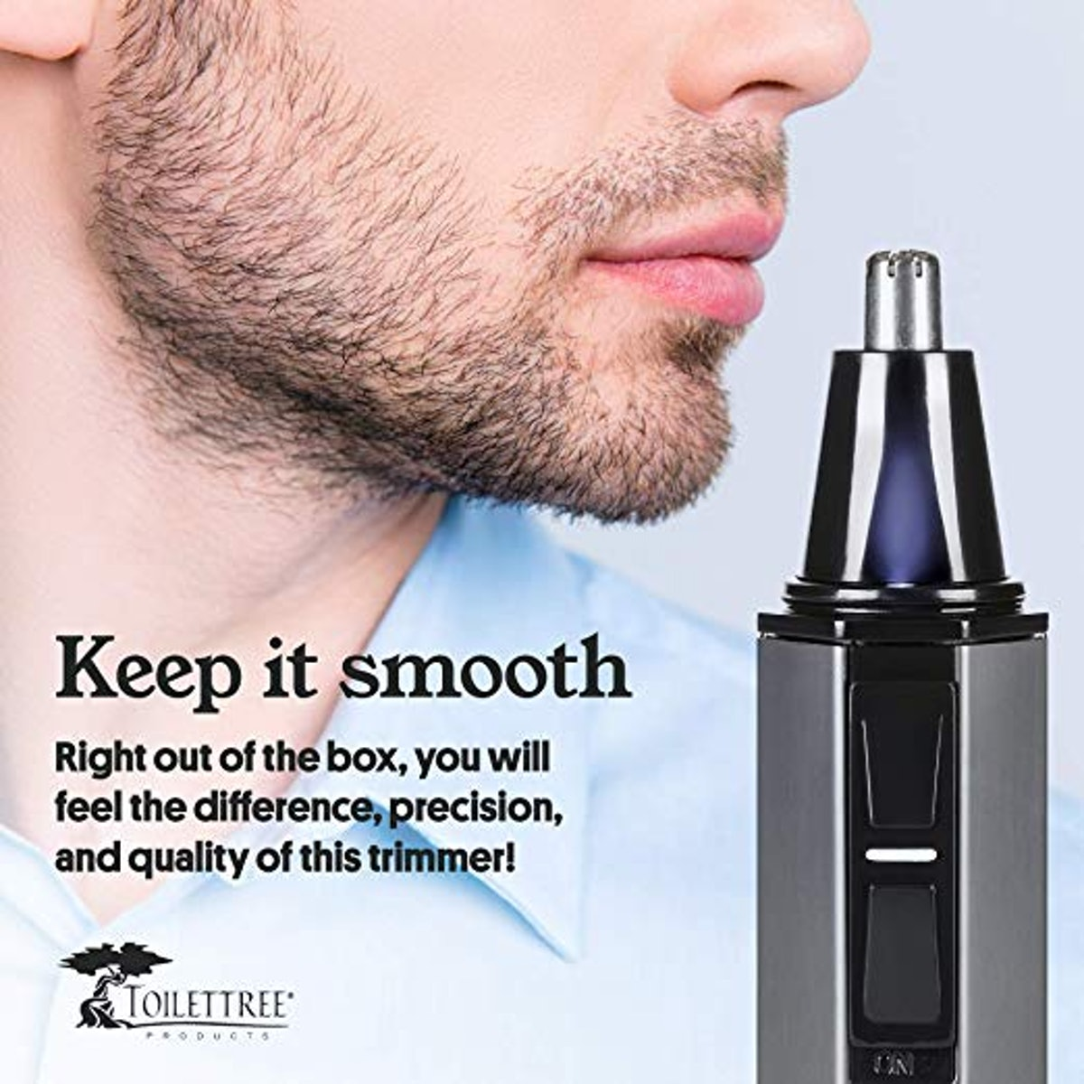 ToiletTree Professional Nose Trimmer