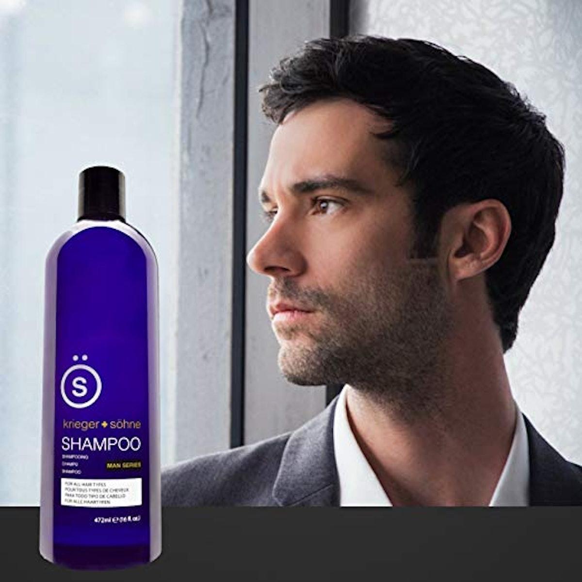 Krieger + Söhne Shampoo For Men