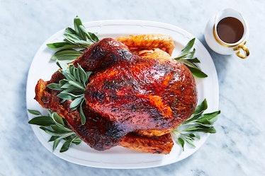 Martha & Marley Spoon Thanksgiving Box