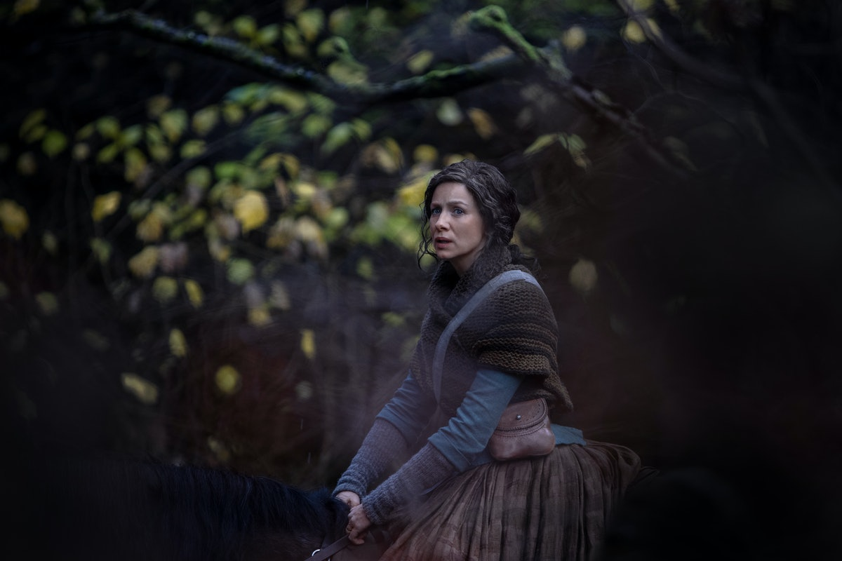Are There More Time Travelers On 'Outlander'? Claire Makes A Fascinating Discovery In The Woods Of North Carolina