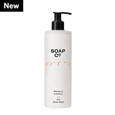Soap Co. Mulberry & Amber Body Wash