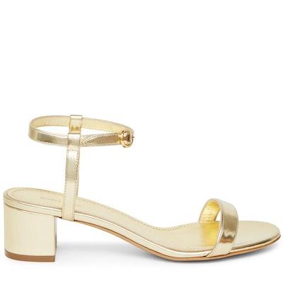 Lamb Ankle Strap Sandal