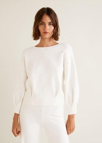 Organic Cotton Sweater