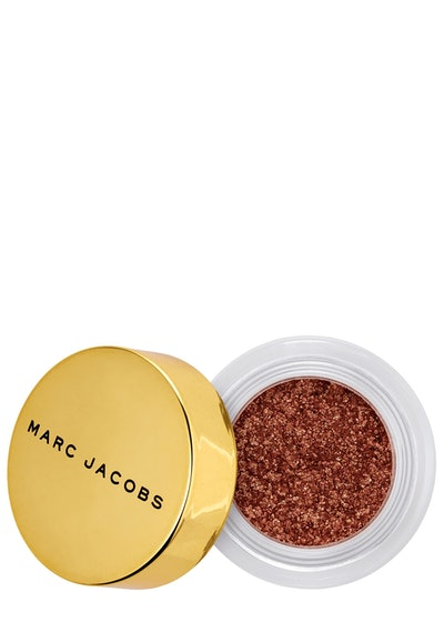 Marc Jacobs Beauty See-Quins Glam Glitter Eyeshadow in Copperzzi