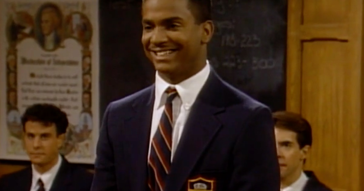 Alfonso Ribeiro Doesn't Remember 'Fresh Prince' As The Popular Hit Series Most 90s Kids Do