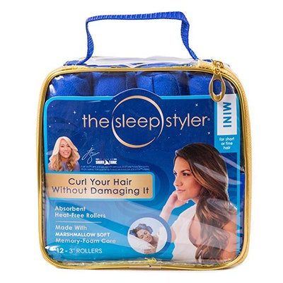 The Sleep Styler Heat Free Curlers