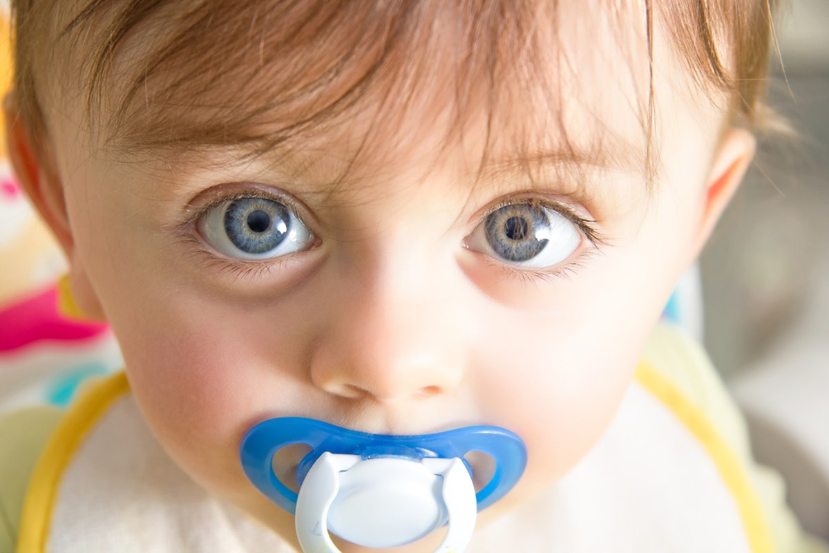 Study: Sucking On Your Baby's Pacifier May Offer An Unexpected Health Benefit