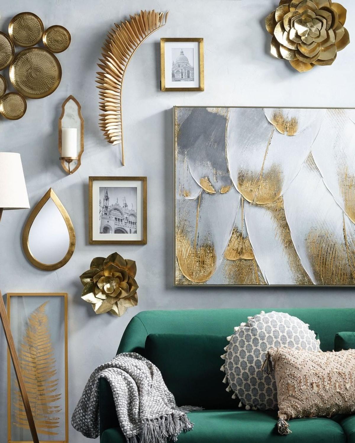 World Market Wall Decor Under $100 That Will Give Your Living Room Some Life
