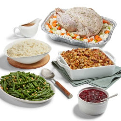 Whole Foods Oven-Ready Turkey Dinner