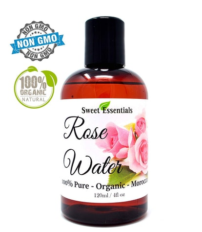 Sweet Essentials Organic Moroccan Rose Water