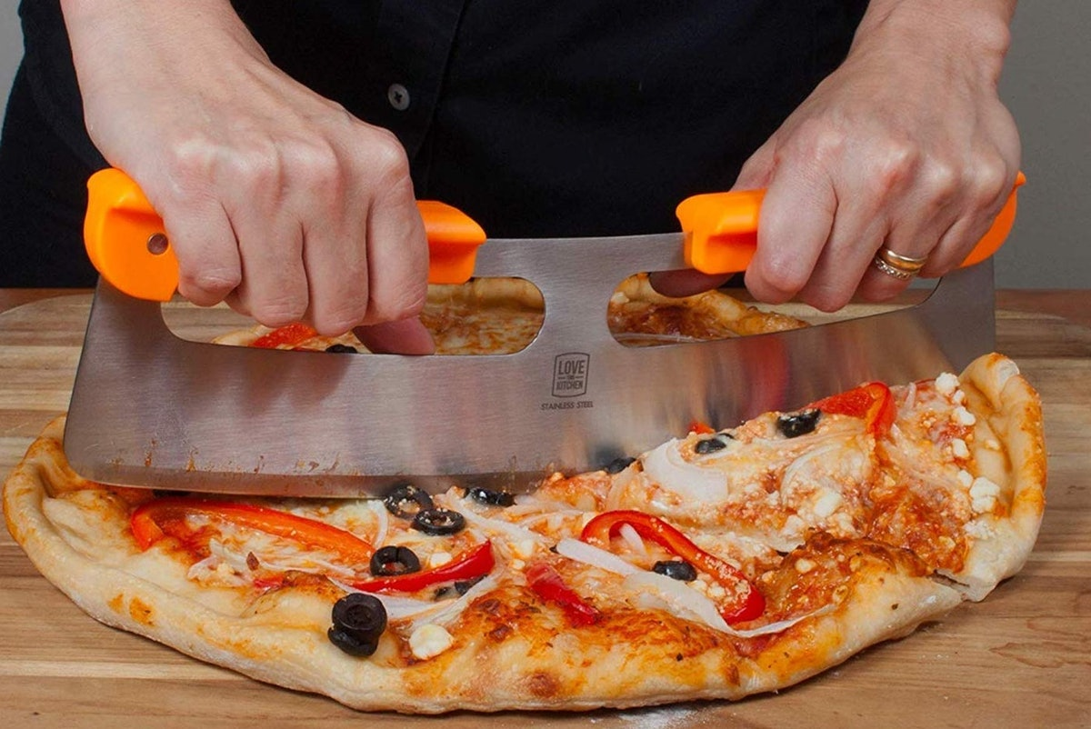 Love This Kitchen Pizza Slicer