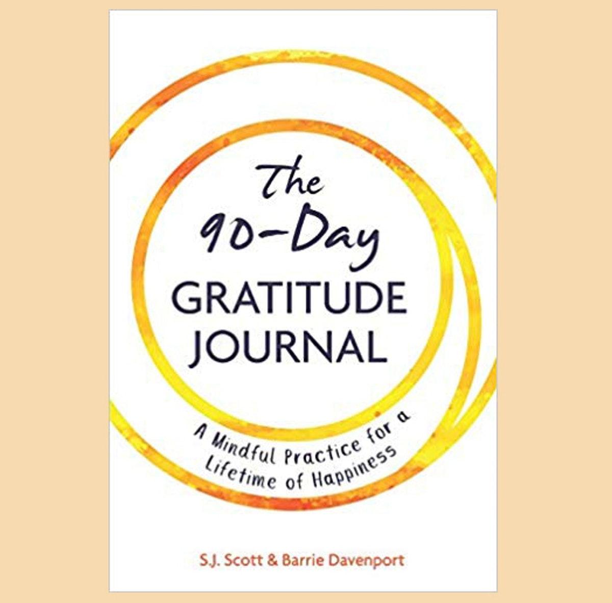 S.J. Scott 90-Day Gratitude Journal