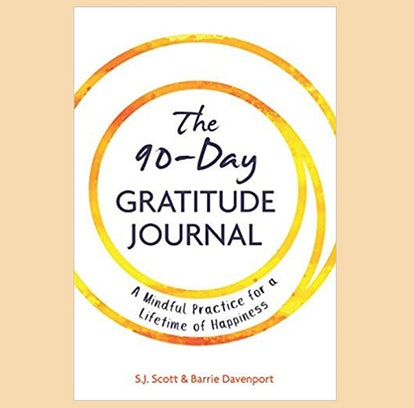 S.J. Scott 90-Day Gratitude Journal