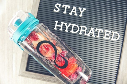 Live Infinitely Infuser Water Bottle