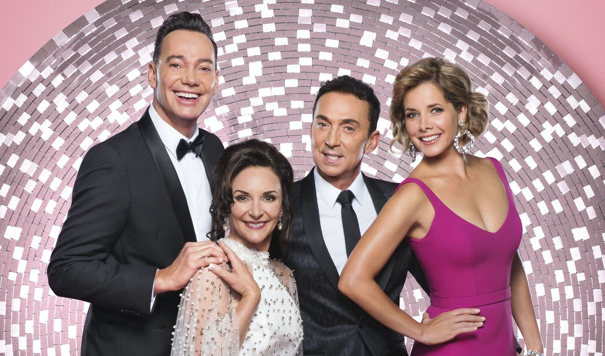 'Strictly Come Dancing's Blackpool Show Backstage Secrets Reveal It's Not Quite As Glamorous As You'd Expect