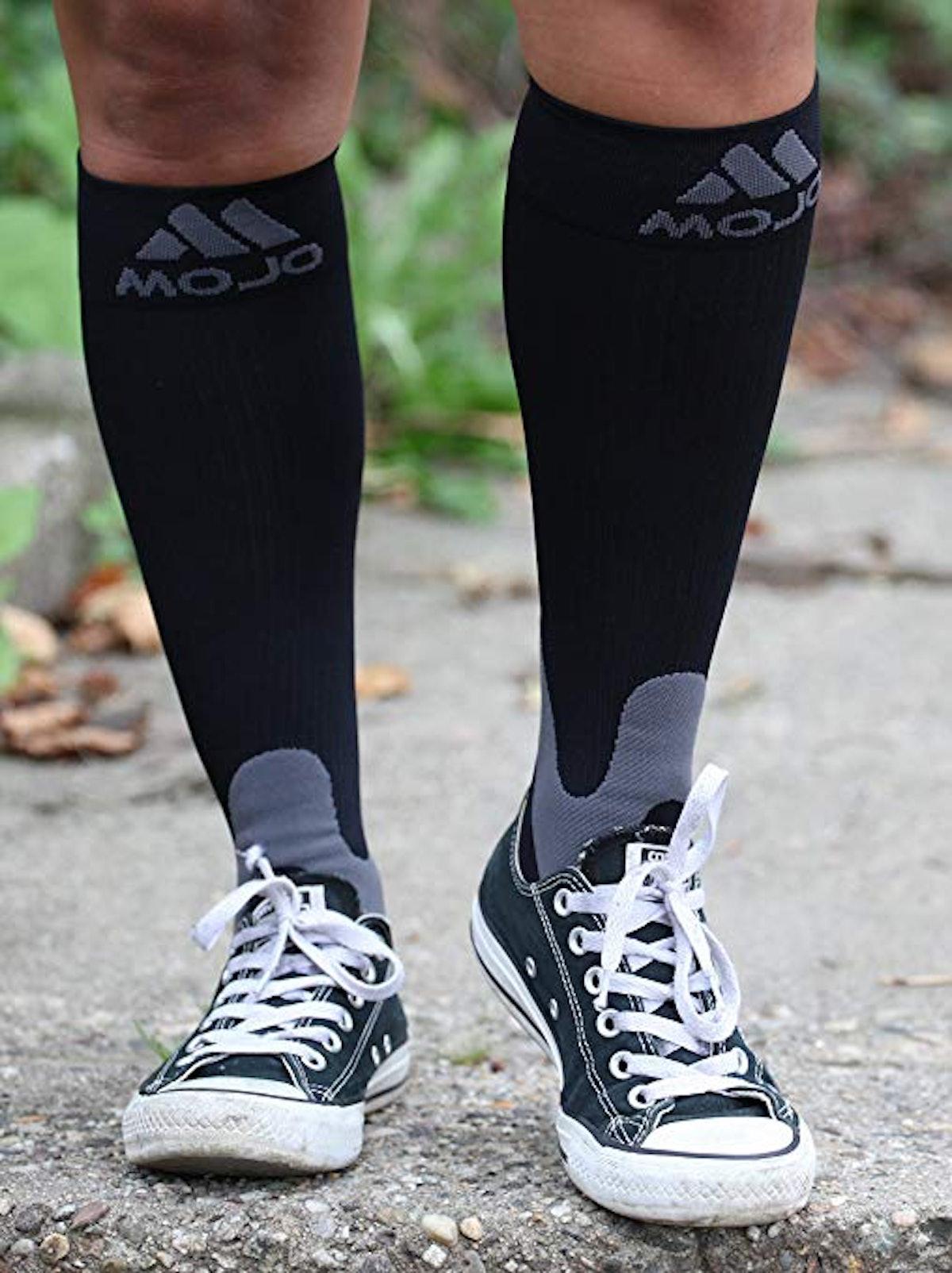 Mojo Compression Socks For Men And Women