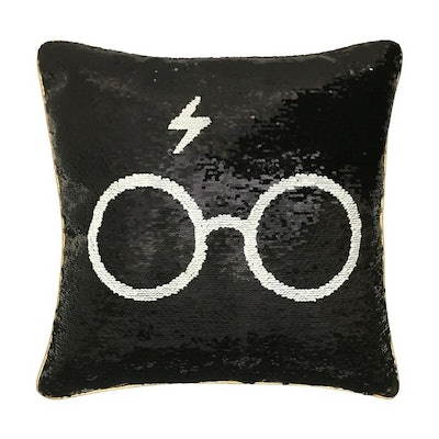 Sequin Spectacles Throw Pillow