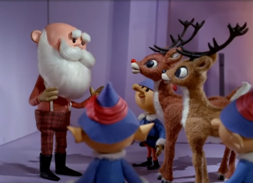 Rudolph The Red Nosed Reindeer >> When Is Rudolph The Red Nosed Reindeer On Santa Will Need Someone