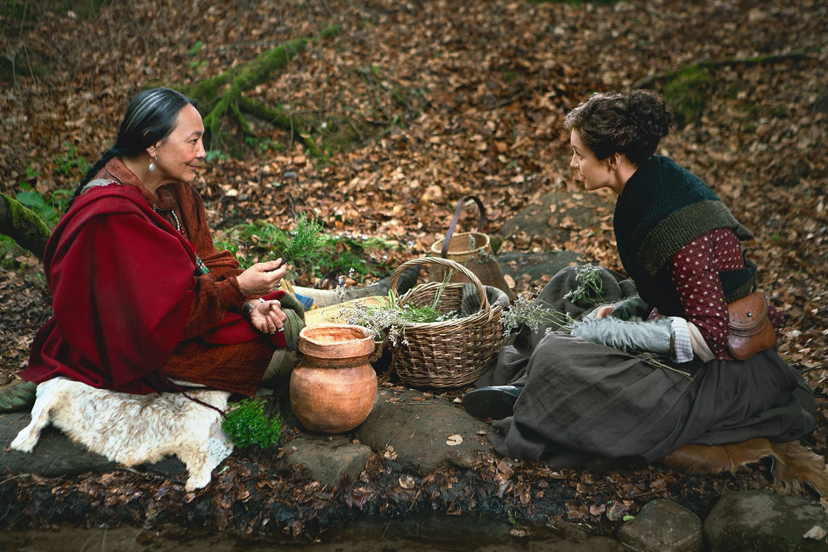 Native American Characters Will Be Introduced In 'Outlander' Season 4