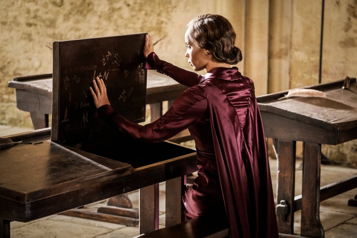 Leta Lestrange's Storyline In 'The Crimes Of Grindelwald' Is The Last Straw For Me As A Black 'Harry Potter' Fan