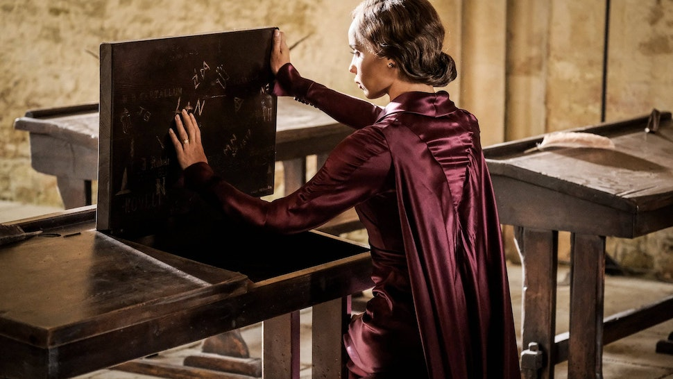 Leta Lestrange's Storyline In 'The Crimes Of Grindelwald' Is
