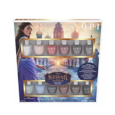 OPI The Nutcracker Collection Infinite Shine Mini x 12, originally £46.90
