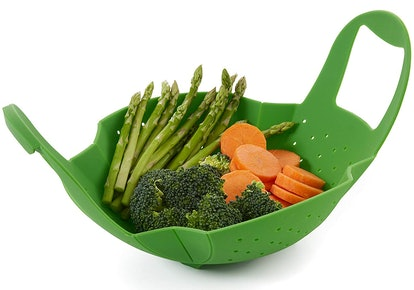 Sunsella Silicone Vegetable Steamer