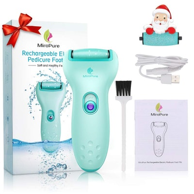 MiroPure Electric Rechargeable Foot File
