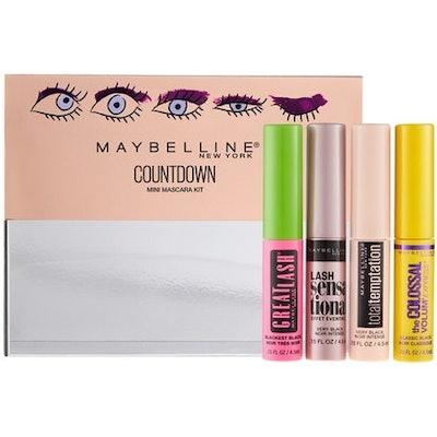 Maybelline Countdown Mini Mascara