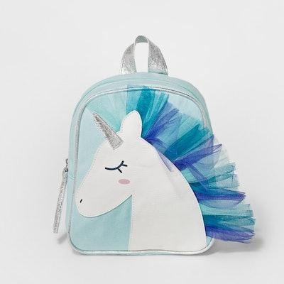 Toddler Girls' Unicorn Backpack Handbag