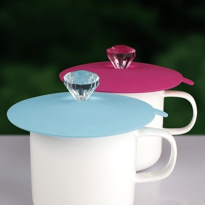 IPHOX Silicone Cup Lids (Set Of 6)