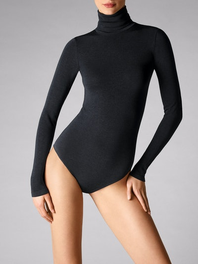 Colorado Turtleneck Bodysuit