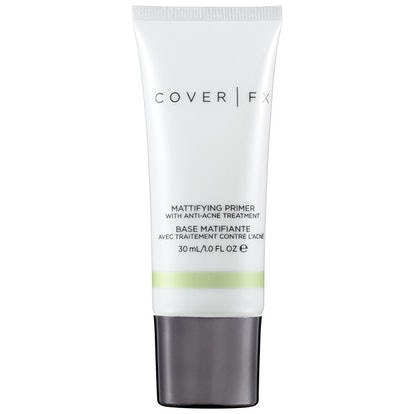 Mattifying Primer With Anti-Acne Treatment