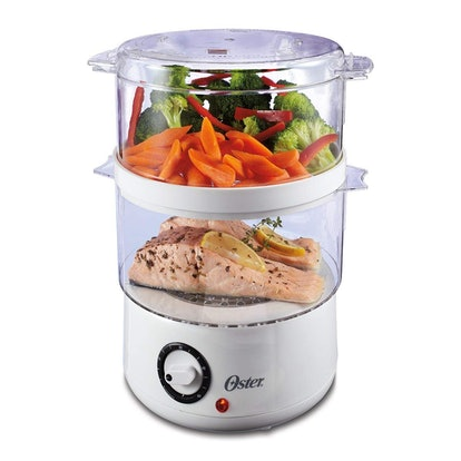 Oster Double-Tiered Food Steamer
