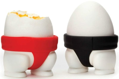 Sumo Eggs Cup Holders (Set of 2)
