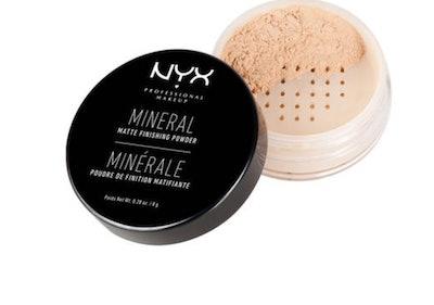 NYX Cosmetics Mineral Finishing Powder