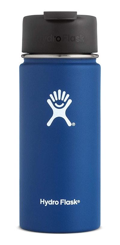Stainless Steel Water Bottle/Travel Coffee Mug (16oz)