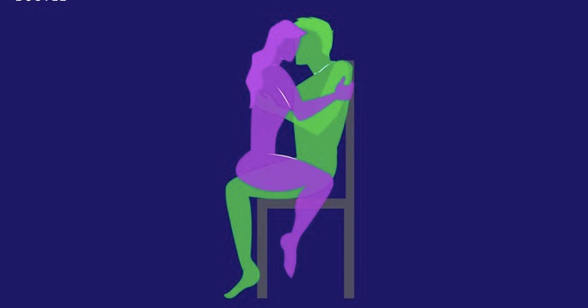 The Best Sex Positions For Relieving Stress During The Holiday Season