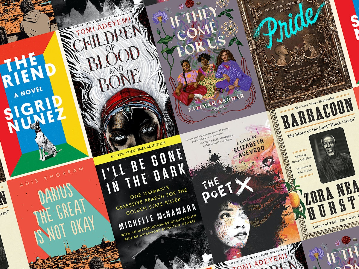 The New York Public Library's Best Books Of 2018 Were Chosen By The Library Staff & They're Pretty Incredible