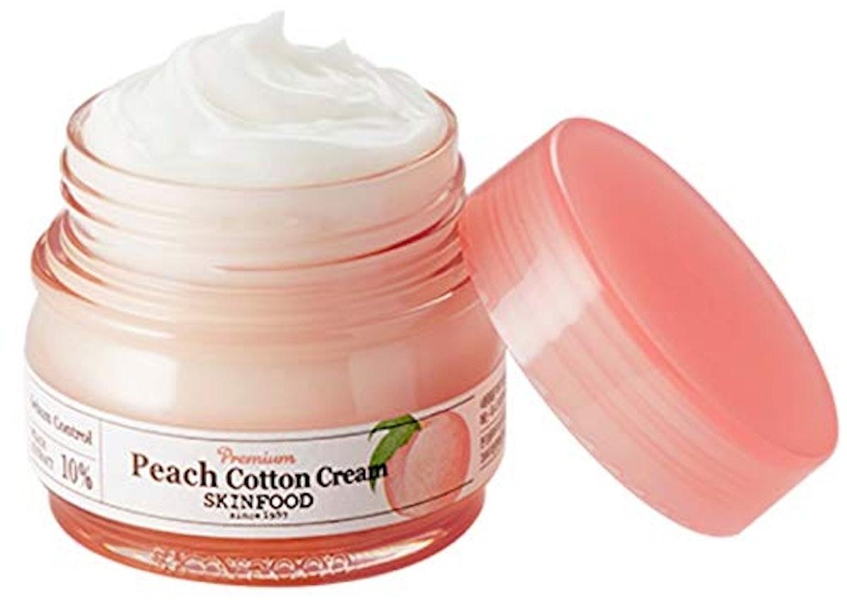 SKIN FOOD Premium Peach Cotton Cream
